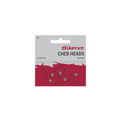 Snapper Cheb Heads