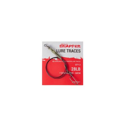 Snapper Lure Traces