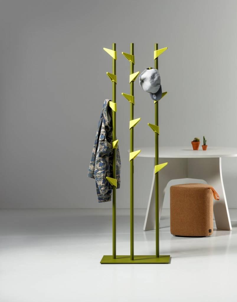 Design Kapstok Bamboo Steel