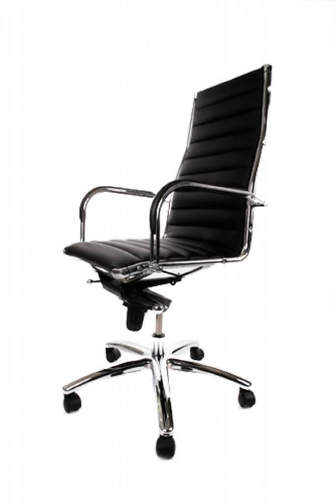Bureaustoel Zwart Design.Ergonomische Bureaustoel Laren Design Meubels