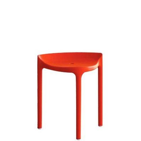 Lage Italiaans Design Kruk Happy