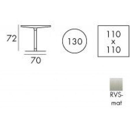 Tafelonderstel DMS2175