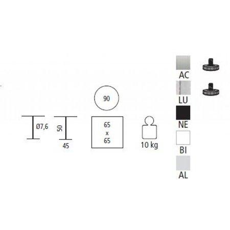 Tafelonderstel DMS2181-H50