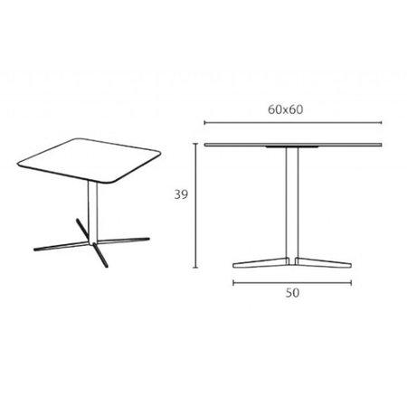 Design Salontafel Formula X