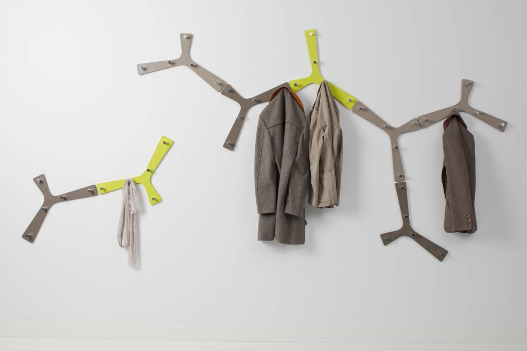 Design Wandkapstok Branch