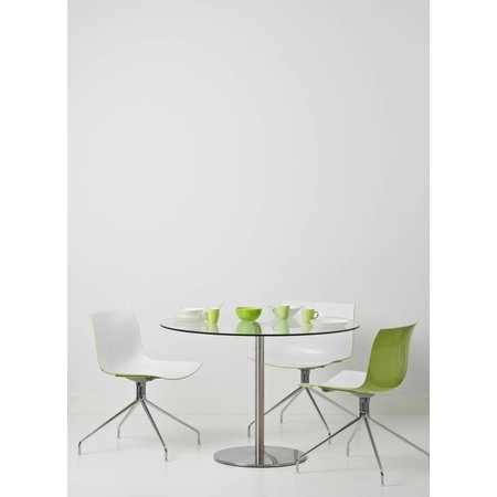 Design Tafel Stainless