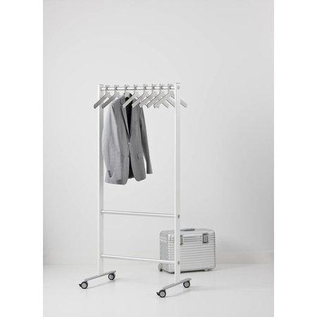 Design Garderobe Round20 Alu