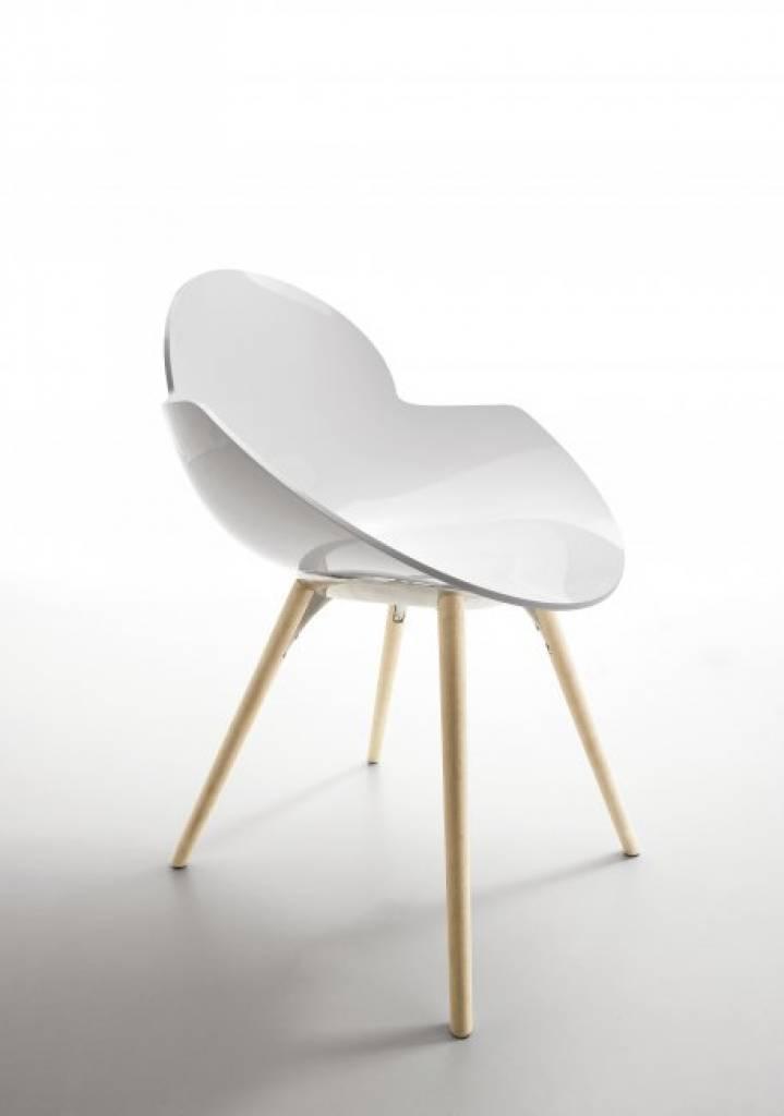 Design Stoel Cookie Wood