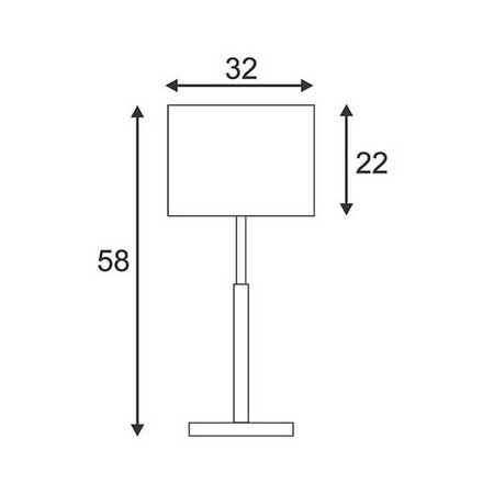 Design Tafellamp Soprana 1