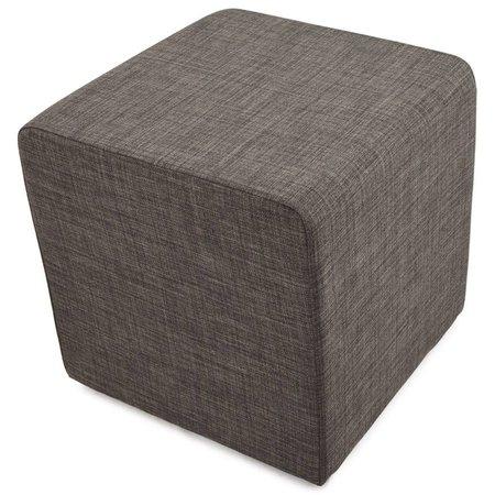 Vierkante Design Poef Cha