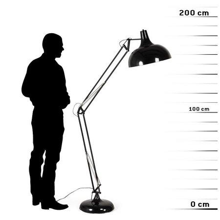 Design Vloerlamp Archibald
