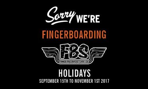 FBS Holidays 2017