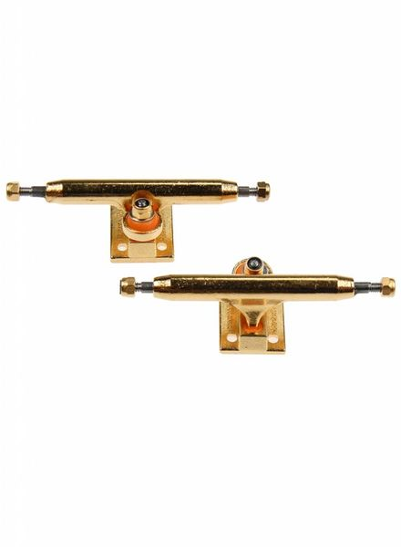 Blackriver Trucks X-Wide 2.0 Gold/Gold 34mm