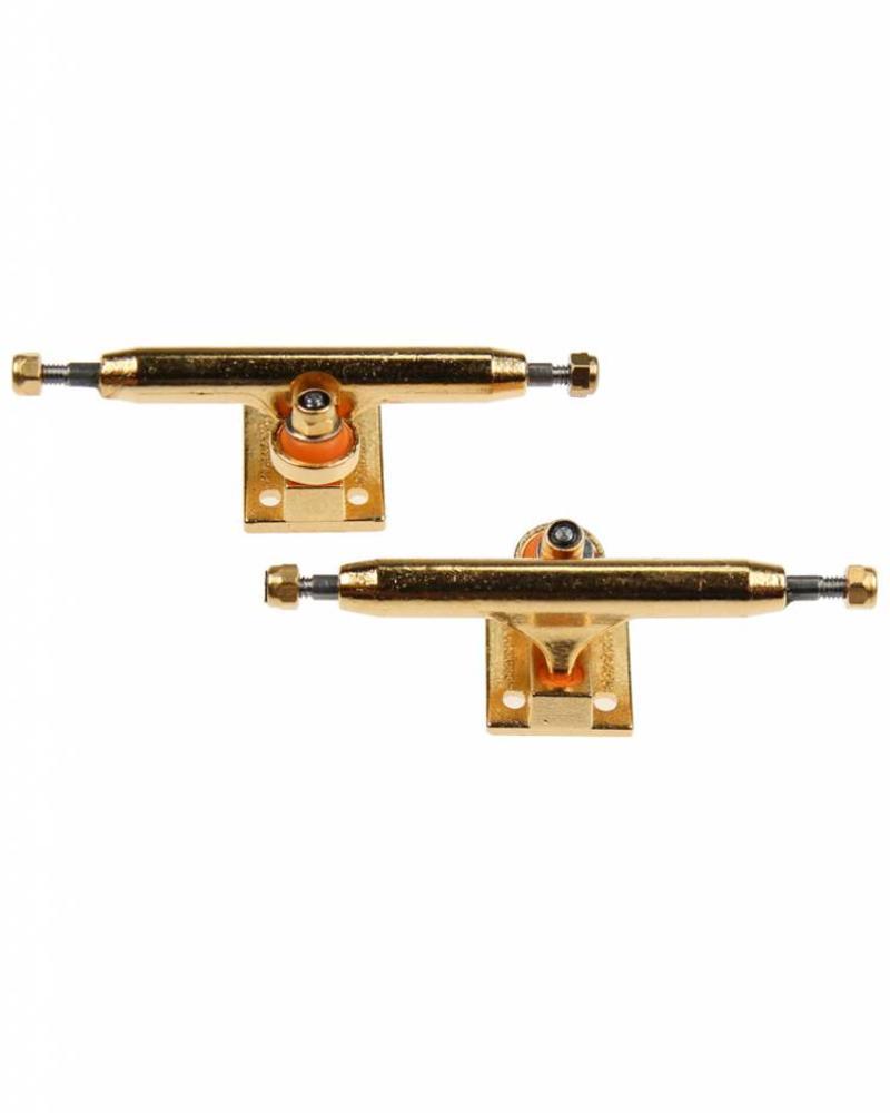 Blackriver Trucks X-Wide 2.0 Gold/Gold 34mm