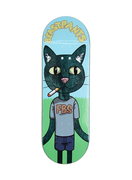 BeastPants x FBS Smoking Catboy - Dark Blue