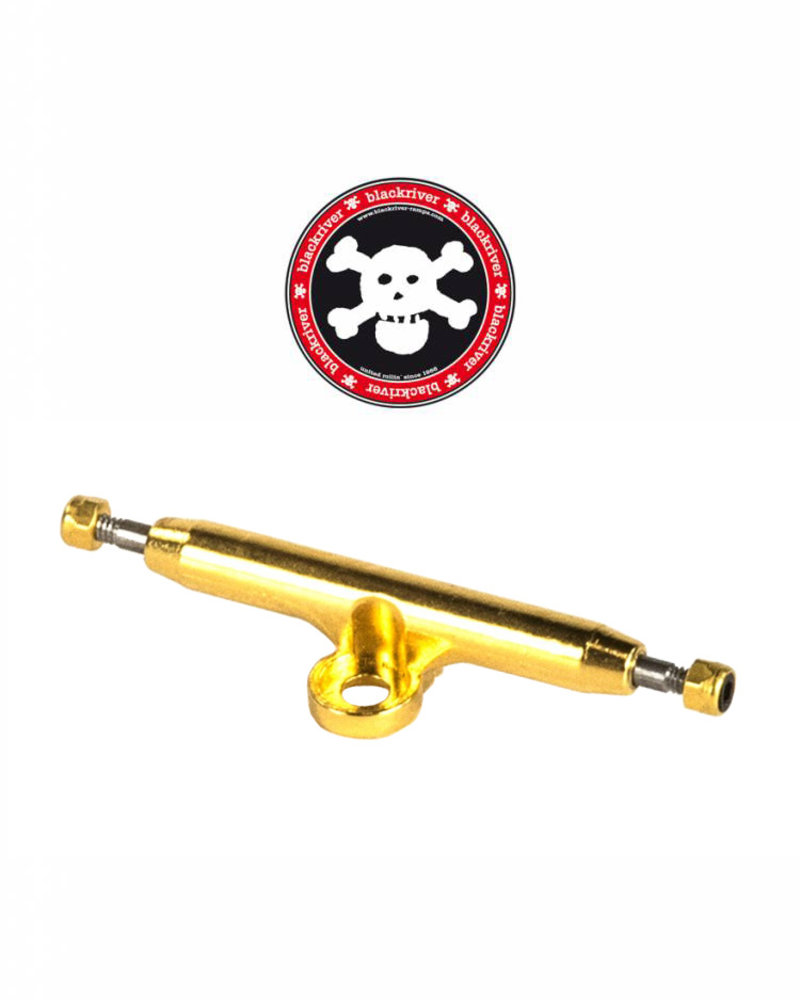 Blackriver First Aid - Single Hanger 34mm gold