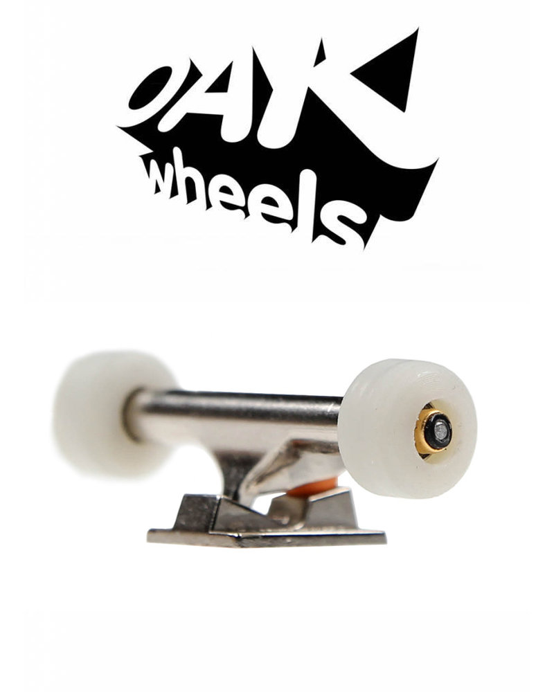 Oak Wheels RV2 Original White