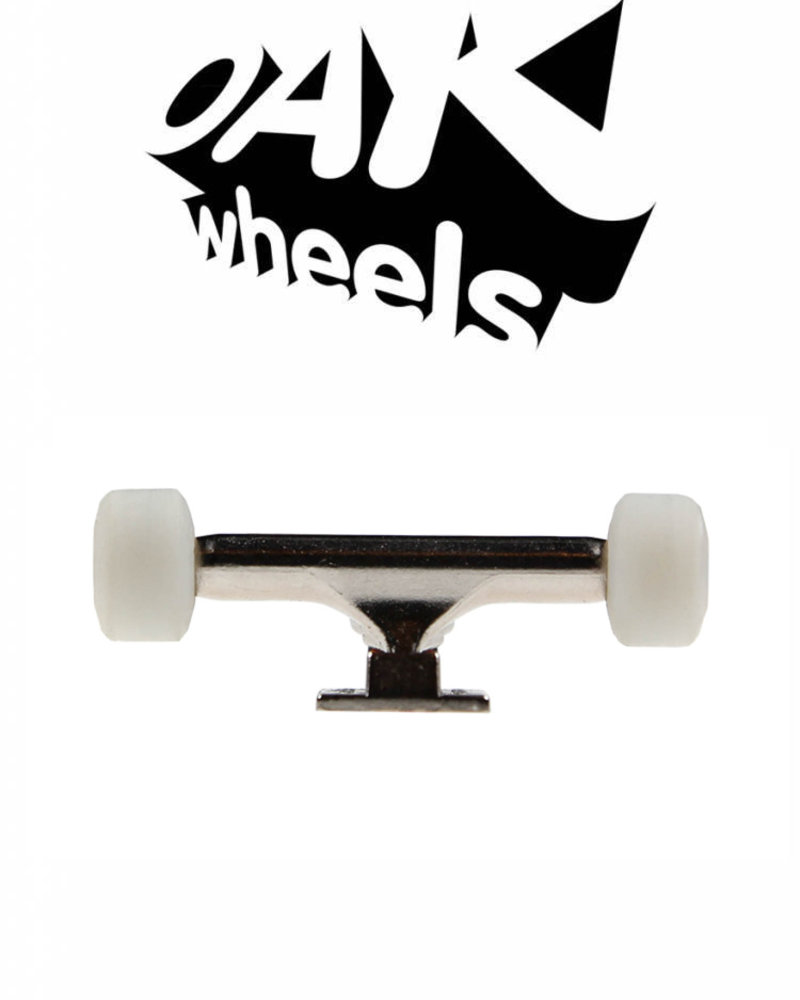 Oak Wheels RV2 Original White