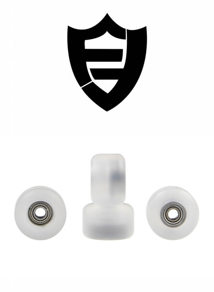 FlatFace Wheels G4 Crystal Clear