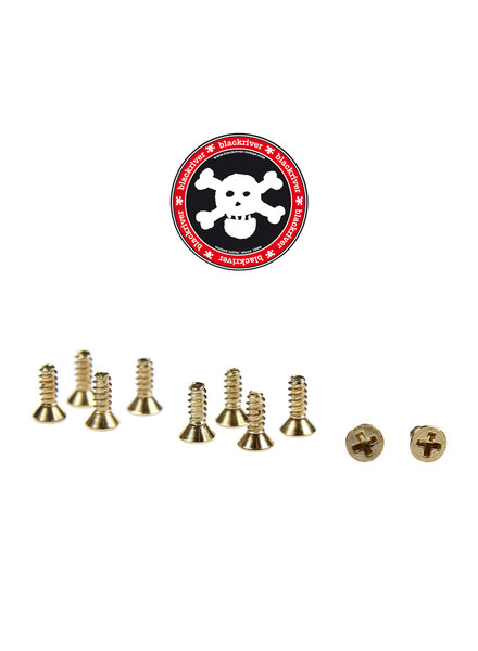 Blackriver First Aid Screws