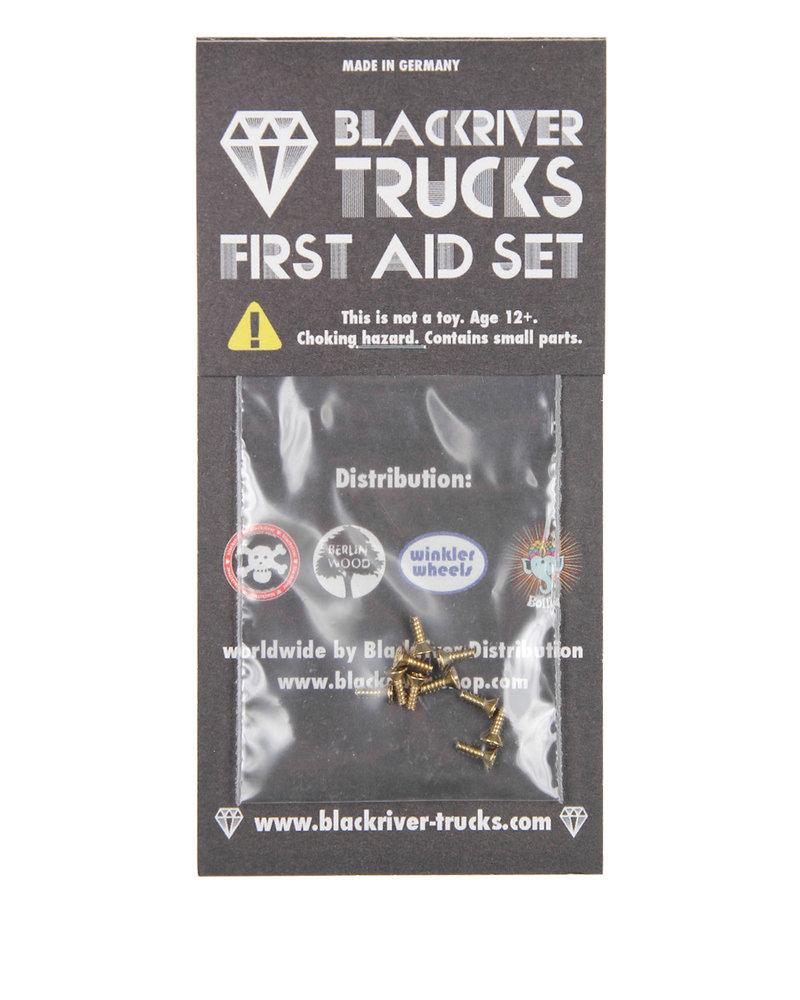 Blackriver First Aid Screws