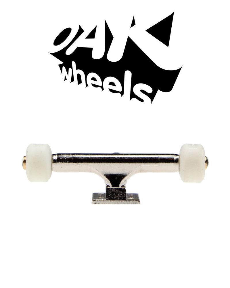 Oak Wheels M Original White