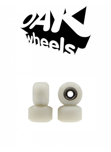 Oak Wheels Mini Original White