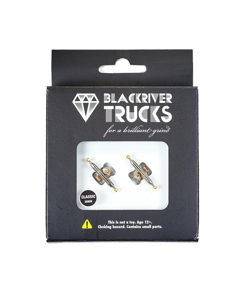 Blackriver Trucks 2.0 Super Silver 29mm