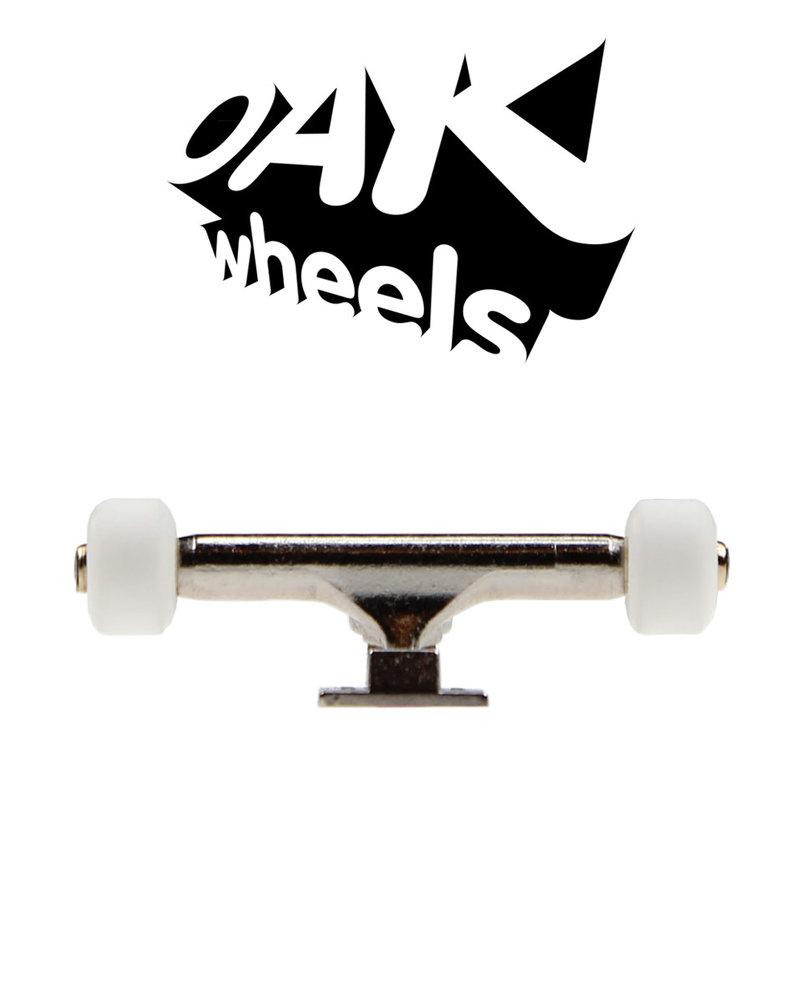 Oak Wheels M White