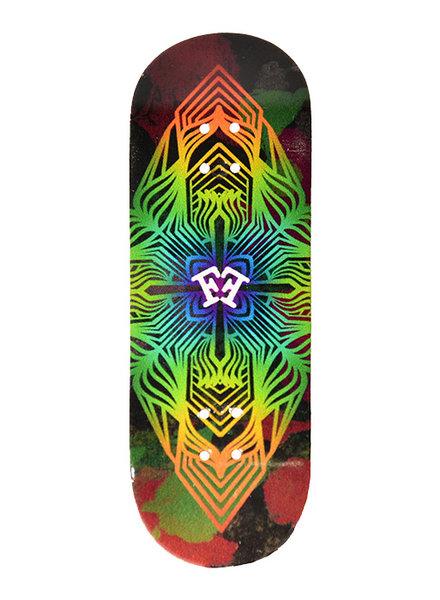 Finga Fingerboard SLIM Mandala Black