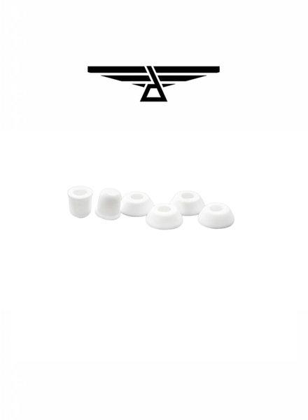 Dynamic Bushings and Pivot Cups Set - White