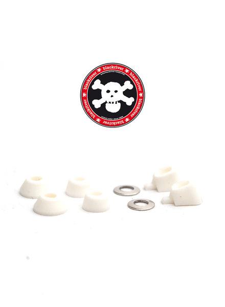 Blackriver First Aid Bushings White Super Soft