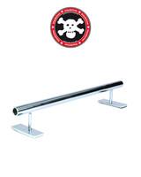 Blackriver Ironrail Pipe low silver