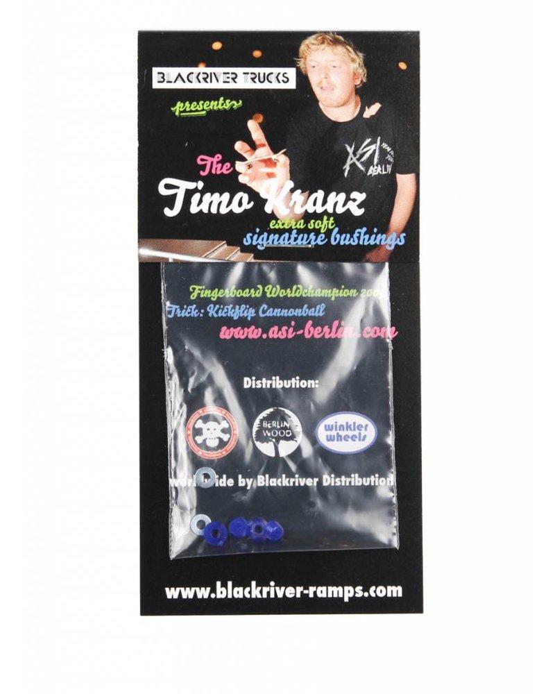 Blackriver First Aid TKY Bushings blue