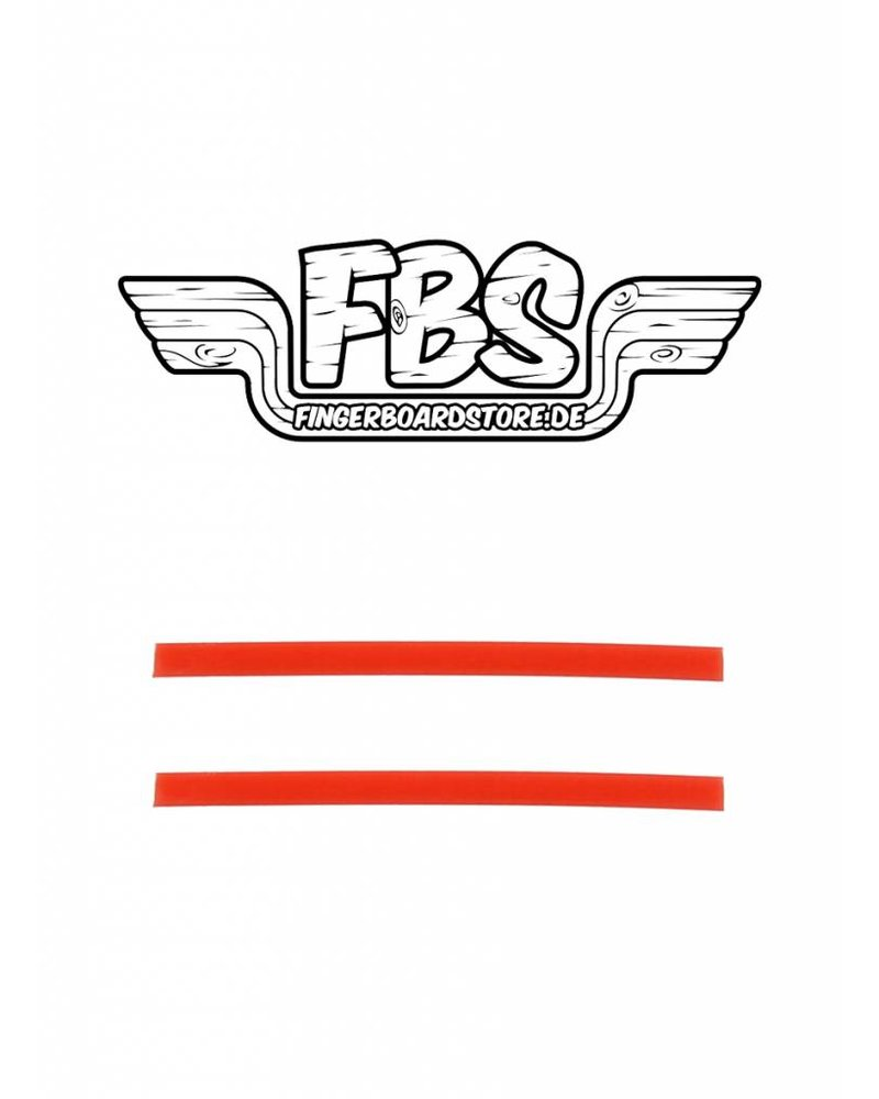 FBS Boardrails red