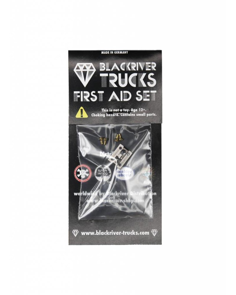 Blackriver First Aid - Single Base silver