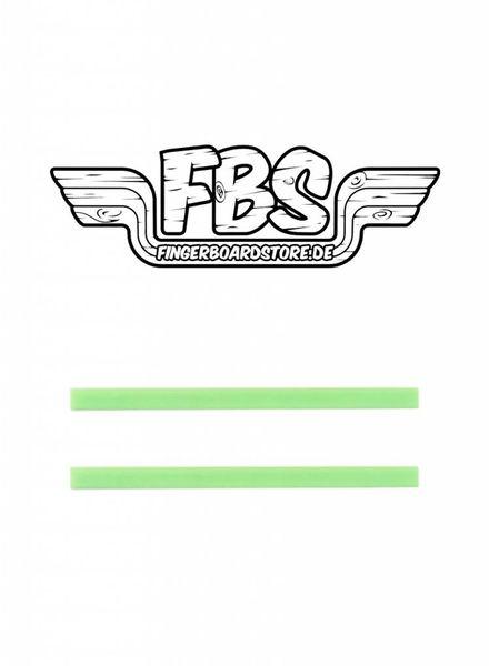 FBS Boardrails neon green