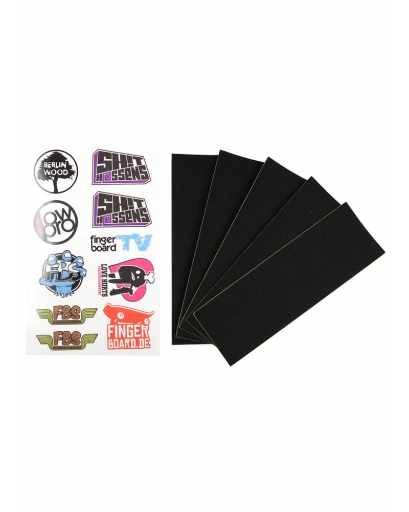 FBS Extra Smooth Uncut 38mm 3er Pack