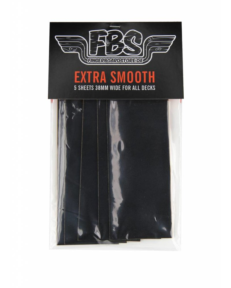 FBS Extra Smooth Uncut 38mm 10 packs