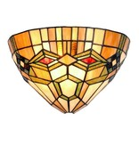 Demmerik 73 Tiffany wand lamp
