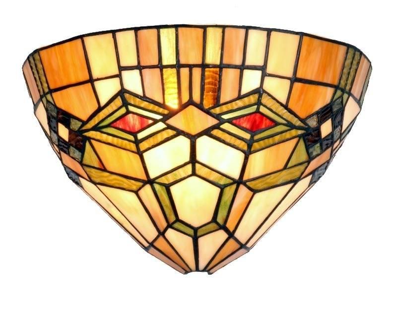 Demmerik 73 Tiffany wand lamp