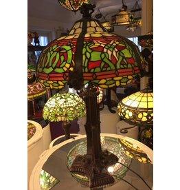 RoMaLux 5890 Tiffany Tafellamp