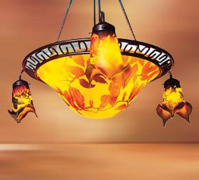 RoMaLux 5112 Galle Hanglamp