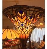 RoMaLux 7653 Tiffany vloerlamp