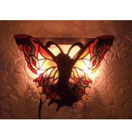 RoMaLux 7645 Tiffany wandlamp