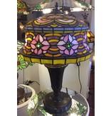 RoMaLux 5900 Tiffany tafellamp
