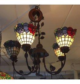 RoMaLux 7463 Tiffany Hanglamp