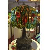 RoMaLux 54765563 Tiffany Tafellamp