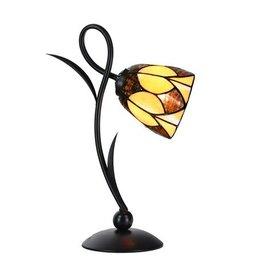 81188154 tafel lampje Parabola gebogen