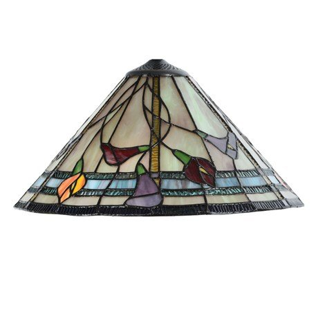 79097915/6 Tiffany Hanglamp met pendel Calla